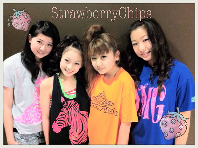 StrawberryChips